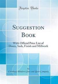 Suggestion Book