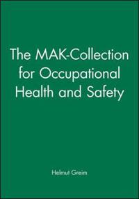 The Mak-Collection for Occupational Health and Safety: Part I: Mak Value Documentations, Volume 26