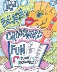 Beach Crossword Fun: No. 2