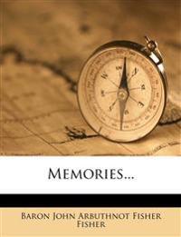 Memories...