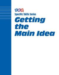 Getting the Main Idea