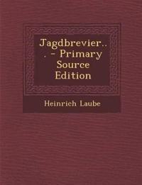 Jagdbrevier...