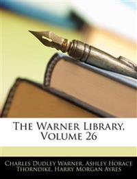 The Warner Library, Volume 26