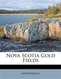Nova Scotia Gold Fields