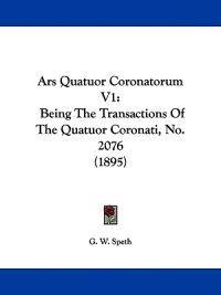 Ars Quatuor Coronatorum