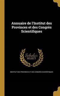 FRE-ANNUAIRE DE LINSTITUT DES