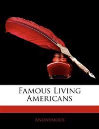 Famous Living Americans