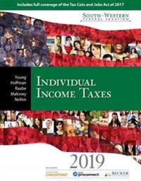 South-Western Federal Taxation 2019: Individual Income Taxes (Intuit Proconnect Tax Online 2017 & RIA Checkpoint 1 Term (6 Months) Printed Access Card
