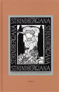 Strindbergiana - Tjugofemte samlingen utgiven av Strindbergssällskapet