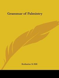 Grammar of Palmistry 18998