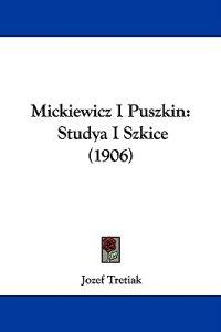 Mickiewicz I Puszkin