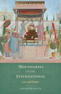 Boundaries of the International