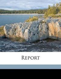 Report Volume 1881-1882