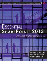 Essential Sharepoint 2013