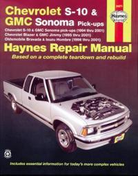 Chevrolet S-10 and Gmc Sonoma Pick-ups
