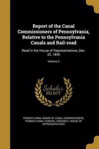 REPORT OF THE CANAL COMMISSION