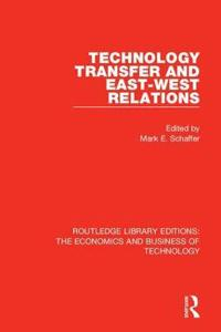 Technology Transfer and East-West Relations
