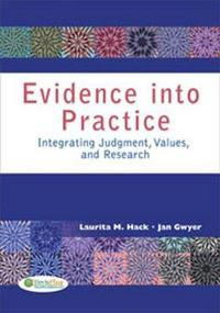 Evidence into Practice 1e