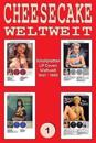 Cheesecake Weltweit NR. 1: Schallplatten - LP Covers Weltweit (1947 - 1999) - Vollfarb-Guide - Full-Color