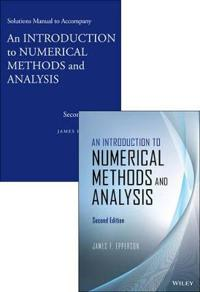 An Introduction to Numerical Methods and Analysis Set