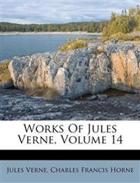 Works Of Jules Verne, Volume 14