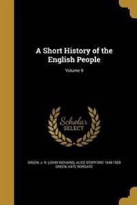 SHORT HIST OF THE ENGLISH PEOP