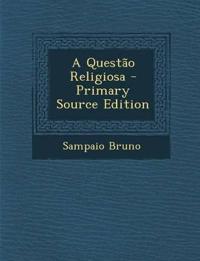 A Questão Religiosa