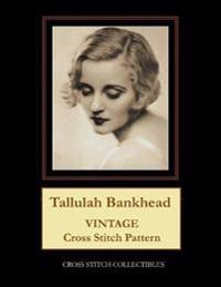 Tallulah Bankhead: Vintage Cross Stitch Pattern