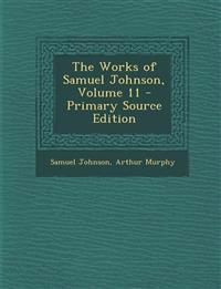 The Works of Samuel Johnson, Volume 11