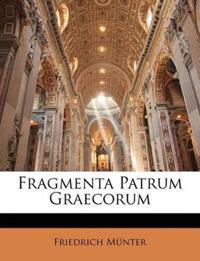 Fragmenta Patrum Graecorum
