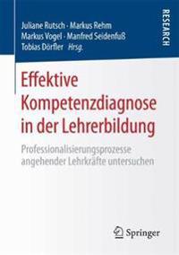 Effektive Kompetenzdiagnose in Der Lehrerbildung