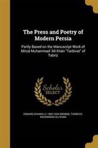 PR & POETRY OF MODERN PERSIA
