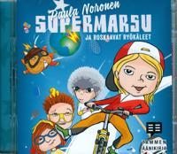 Supermarsu ja roskaavat ryökäleet (cd)