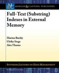 Full-Text (Substring) Indexes in External Memory
