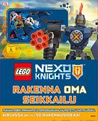 Lego Nexo Knights : rakenna oma seikkailu
