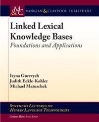 Linked Lexical Knowledge Bases