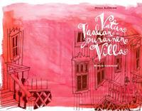 Vatun vaaleanpunainen villa