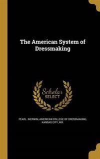 AMER SYSTEM OF DRESSMAKING