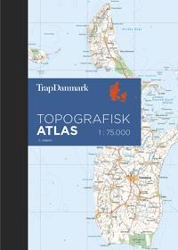 Trap Danmark topografisk atlas