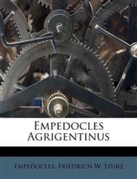 Empedocles Agrigentinus