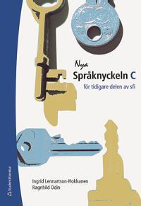 Nya Språknyckeln C - Elevpaket (Bok + digital produkt) - För tidigare delen av sfi