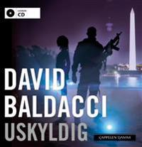 Uskyldig - David Baldacci | Inprintwriters.org