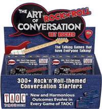 The Art of Rock 'n' Roll Conversation 12 Copy Pre-pack