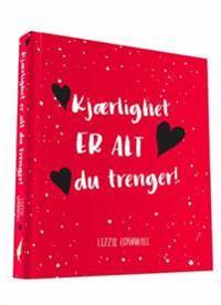 Kjærlighet er alt du trenger - Lizzie Cornwall pdf epub