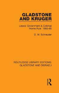 Gladstone and Kruger