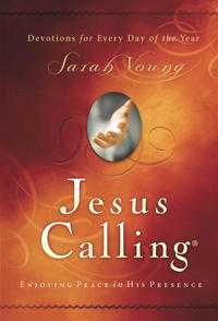 Jesus Calling (Large Print Leathersoft)