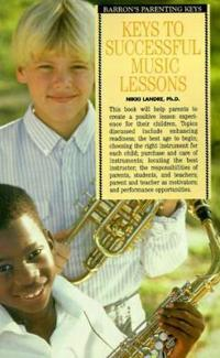 Keys to Successful Music Lessons