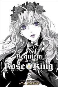Requiem of the rosa King 8 - Aya Kanno - pocket (9781974700271)     Bokhandel