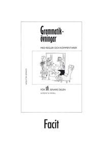 Grammatikövningar SFI Facit