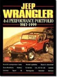Jeep Wrangler: 4x4 Performance Portfolio 1987-1999